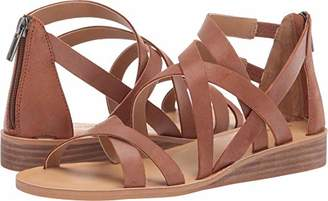Lucky Brand Lucky Women's Helenka HIGH Heel Wedge Sandal