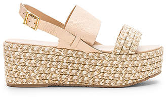 Kaanas Montpellier Braided Wedge