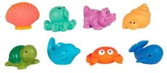 Elegant Baby Sea Party Bath Toys