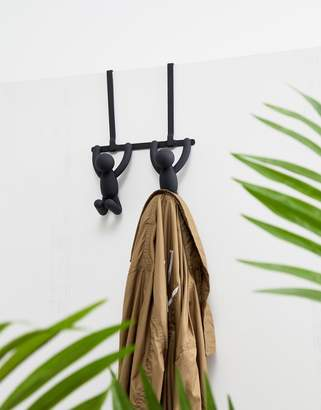 Umbra Buddy Over the Door Hook in Black