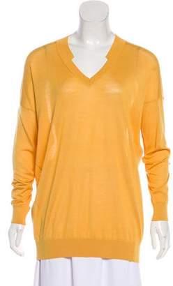 Stella McCartney Virgin Wool & Silk-Blend Sweater