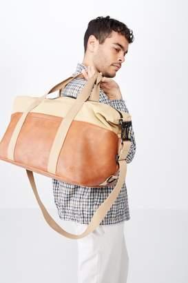 Cotton On 2 Tone Transit Duffle Bag