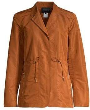 Lafayette 148 New York Porsha Drawstring Jacket