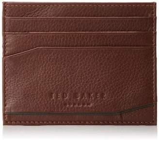 Ted Baker Men's Coloured Leather Card Holder