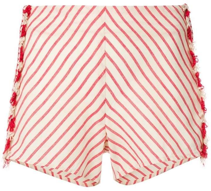Dodo Bar Or Shorts mit Quaste