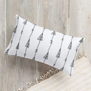 arrow woodland Self-Launch Lumbar Pillows