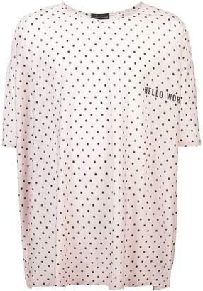Barbara Bologna Dodi Maxi T-shirt