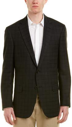 Hart Schaffner Marx New York Modern Fit Wool Sport Coat