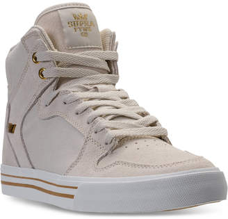 Supra Men's Vaider Casual Skate High Top Sneakers from Finish Line