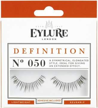 R & E Eylure Naturalite Strip Lashes No. 050 (Lengthening)