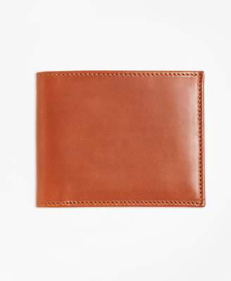 Brooks Brothers Vegetable Tanned Leather Wallet