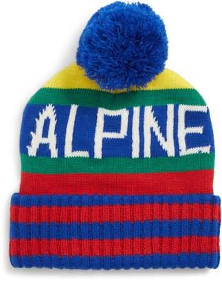 Polo Ralph Lauren Alpine Pom Beanie