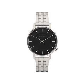 Komono Womens Analogue Quartz Watch with Stainless Steel Strap KOM-W4125