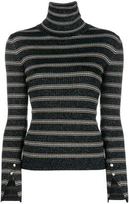 Patrizia Pepe knit fitted top