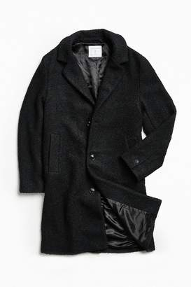 Urban Outfitters Elias Boucle Top Coat