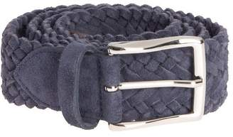 Andrea D'Amico Belt Suede