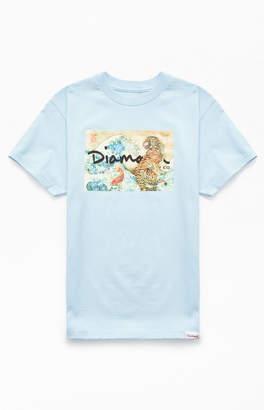 Diamond Supply Co. Tiger Wave T-Shirt