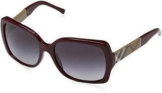 Burberry Women's BE4107 Sunglasses