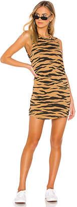 LnA Tiger Muscle Tank Dress