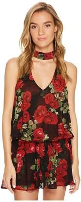 Show Me Your Mumu Casey Collar Top Women's Clothing