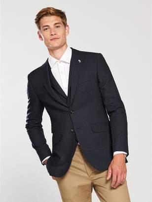 Ted Baker Sterling Semi Plain Jacket