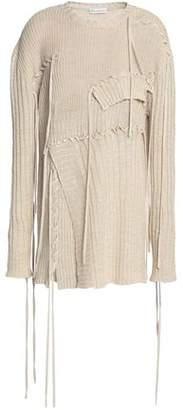 J.W.Anderson Patchwork Hemp Sweater