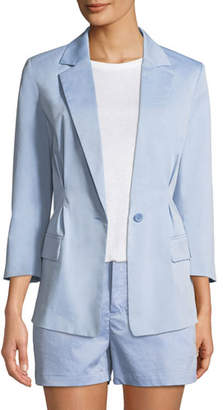 Joie Lian Pleated Blazer
