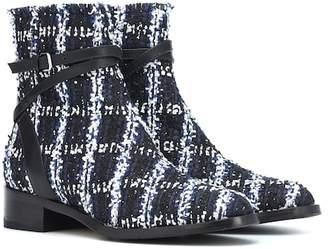 Jimmy Choo Exclusive to Mytheresa – Harris 35 tweed ankle boots