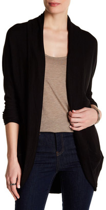 H By Bordeaux Cocoon Cardigan $118 thestylecure.com