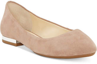 Jessica Simpson Ginly Round-Toe Flats Women Shoes