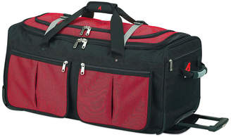 Athalon SPORTSGEAR 34 Rolling Duffel Bag with 15 Pockets
