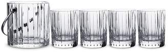 Baccarat Harmonie 'On The Rocks' tumbler and ice bucket set