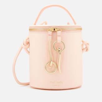 Meli-Melo Women's Severine Bucket Bag - Saturn Nude