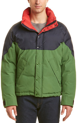 Burberry Tri-Tone Reversible Jacket
