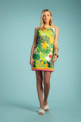 Trina Turk HIBISCUS DRESS