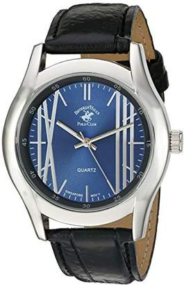 Beverly Hills Polo Club US Men's ' Quartz Metal Watch