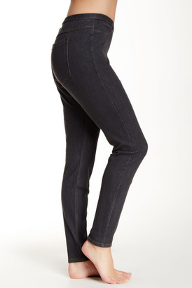 HUE Original Denim Legging $44 thestylecure.com