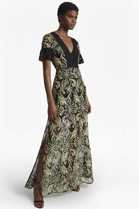 French Connection Joyce Lace Maxi Dress