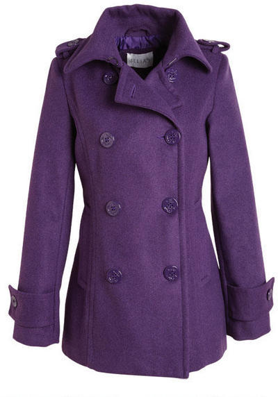 Delia's Devin Peacoat With ThinsulateTM