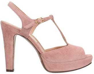 L'Autre Chose Plateau Pink Sandals