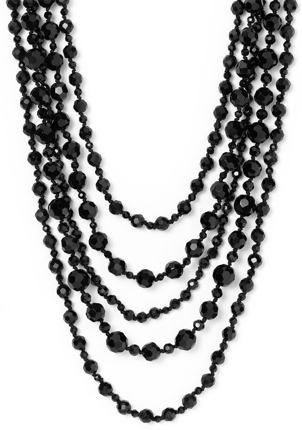 Nordstrom Multi Layer Necklace