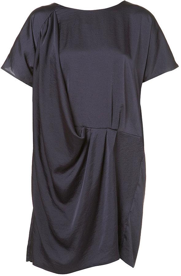 Drape Tunic Dress