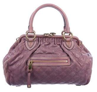 Marc Jacobs Quilted Stam Bag gold Quilted Stam Bag
