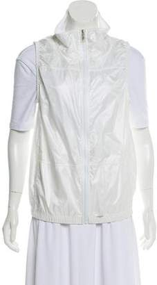 L'Etoile Sport Lightweight Zip-Up Vest