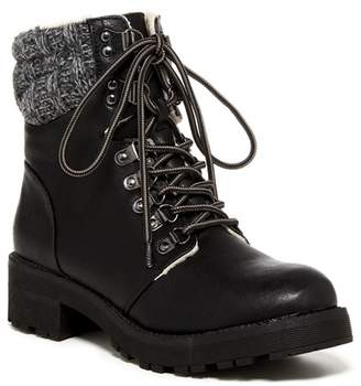 Mia Maylynn Faux Shearling Lined Boot
