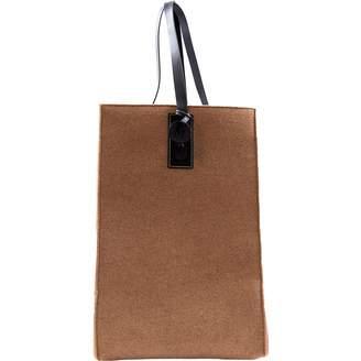 M Missoni Pink Wool Handbag