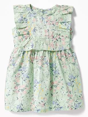 Old Navy Ruffled Fit & Flare Dress for Baby