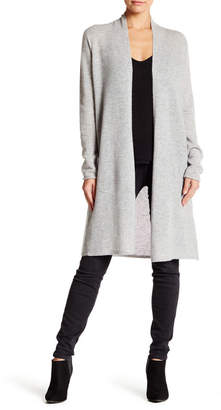 In Cashmere Long Cashmere Cardigan $298 thestylecure.com