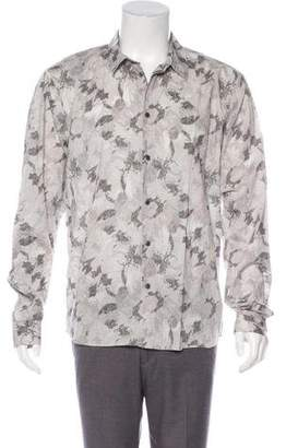 Marc by Marc Jacobs Woven Button-Up Shirt