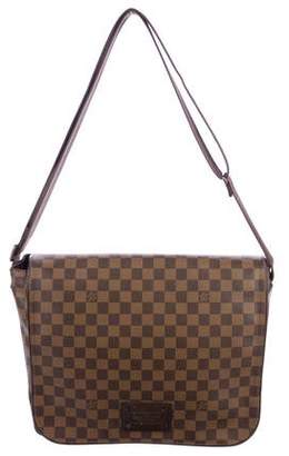Louis Vuitton Damier Ebene Brooklyn GM